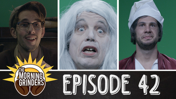 EP42 'A YOUTUBE CAROL' GLOOPERS! | The Morning Grinders