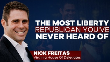 Nick Freitas | The Most Interesting Liberty Republican You've Never Heard Of