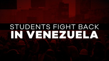 Jorge Jraissati | Students Fight Back in Venezuela