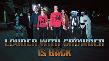 THE COMEBACK: Louder With Crowder Returns!