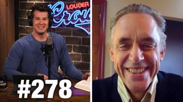 #278 CATHY NEWMAN INTERVIEW FALLOUT! (Jordan Peterson Uncut) | Louder With Crowder