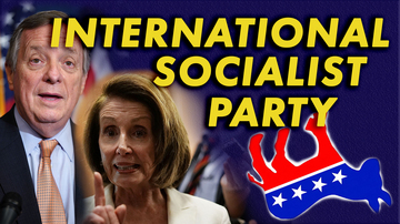 Ep 4 | Democrats have become the international socialist party