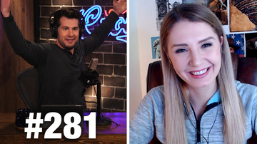 #281 NORTH KOREA OLYMPIC PRAISE?! Lauren Southern Guests | Louder With Crowder