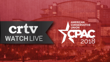 CRTV Live at CPAC 2018