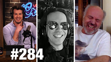 #284 ELON MUSK SUCKS! Clint Howard and RazorFist Guest | Louder With Crowder