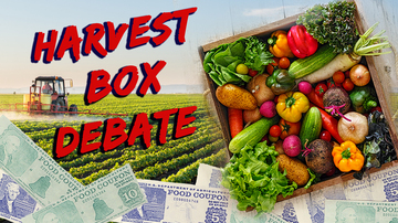 Ep 6 | The Harvest Box Debate