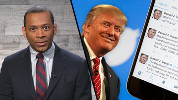 Trump's weekend Twitter storm melts the media snowflakes | White House Brief