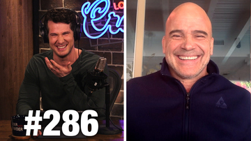 #286 ALL THE AR-15 LIES! Bas Rutten Guests | Louder With Crowder