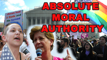 Ep 7 | Absolute Moral Authority