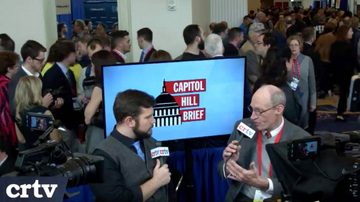 CPAC 2018: Thad McCotter, campus bias, and defunding Planned Parenthood