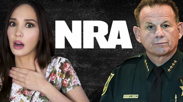Broward Sheriff Blames the NRA?