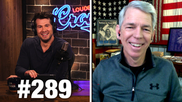 #289 TRANSGENDERS IN SPORTS? NO THANKS. David Barton Guests | Louder With Crowder