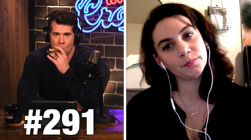 #291 MALE PRIVILEGE DEBATE! (Maria Del Russo Uncut) | Louder With Crowder