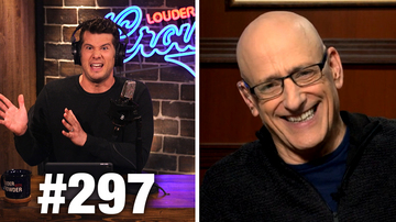#297 DEMS LOVE RACISTS! Andrew Klavan Guests | Louder With Crowder