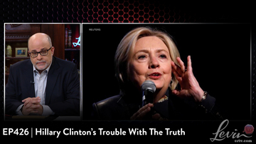 EP426 | Hillary Clinton's Trouble with the Truth