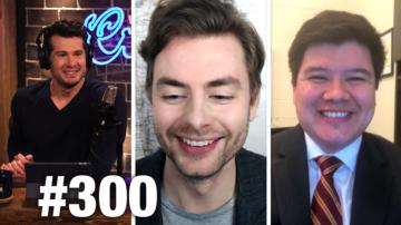 #300 CROWDER BANNED! Paul Joseph Watson and Bill Richmond Guest | Louder With Crowder