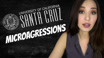 University of California: Opportunity is a Microaggression!