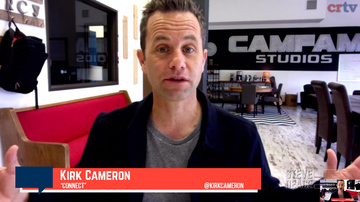 Ep252 | Kirk Cameron | Thank Allah For Hillary (Not)