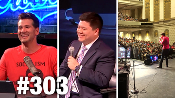 #303 LIVE FROM SMU: Crowder's Free Speech Party! | Louder With Crowder