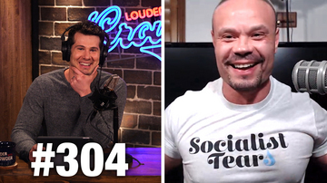 #304 DEBUNKED: VOX'S LATEST NRA LIES! Dan Bongino Guests | Louder With Crowder