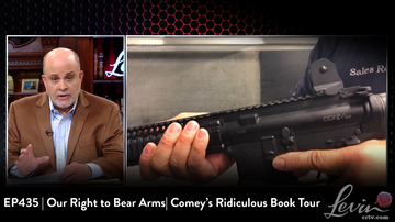 EP435 | Our Right to Bear Arms | Comey's Ridiculous Book Tour
