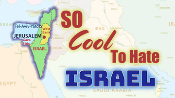 Ep #20 | So Cool To Hate Israel