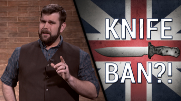 Bloody hell! England's banning knives? | Capitol Hill Brief
