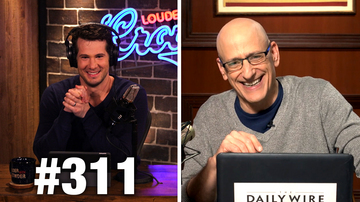 #311 JOHN OLIVER'S CRISIS PREGNANCY CENTER PROPAGANDA! Andrew Klavan Guests | Louder With Crowder