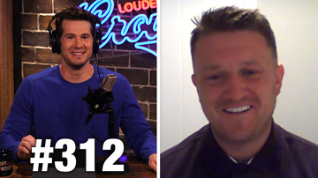 #312 EUROPE IS LOST! Tommy Robinson Guests | Louder With Crowder