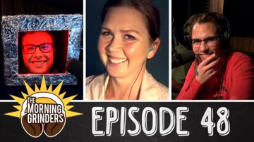 EP48 FART BULLIES!   The Morning Grinders