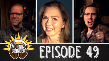 EP49   The Morning Grinders Live