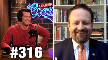 #316 OMG STARBUCKS RACISM EVERYWHERE! Sebastian Gorka Guests | Louder With Crowder