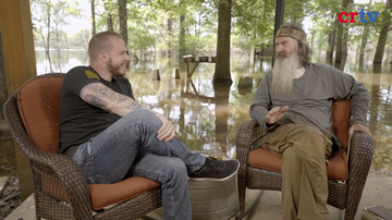 Bonus Clip: Rapid-Fire Culture with Phil Robertson | Rant Nation