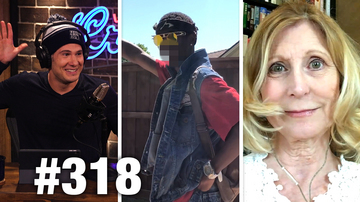 #318 THE NATIONAL SCHOOL WALKOUT HOAX! Christina Hoff Sommers Guests | Louder With Crowder