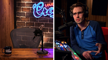 ANNOUNCEMENT: Tonight's show is CANCELED! | Louder With Crowder