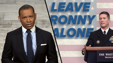 Ep 161 | Leave Ronny Alone! | White House Brief