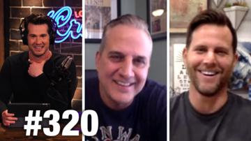 Ep 320 | THE TRUTH ABOUT KANYE GOING MAGA! Nick DiPaolo and Dave Rubin Guest | Louder With Crowder