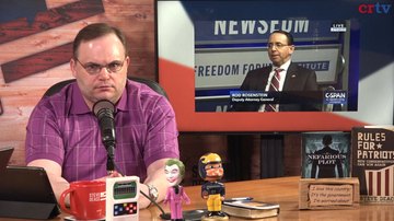 Ep 282   The Real Problem Is the Judiciary   Marco Rubio Knocks Trump's Tax Cuts   Steve Deace Show