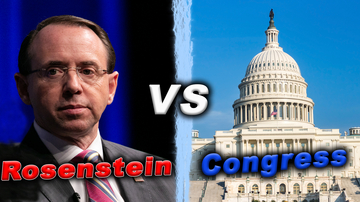 Ep 30 | Rosenstein vs. Congress | Wilkow!