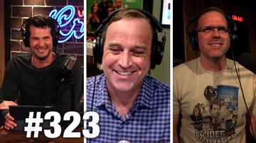Ep 323 | BOY SCOUTS ARE KILLING MEN! | Matt Iseman Guests | Louder With Crowder