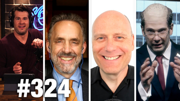 Ep 324 | DOES OLD AGE MAKE YOU CONSERVATIVE? | Jordan Peterson and Stefan Molyneux Guest! | LWC