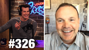 Ep 326 | EVERYTHING WRONG WITH SETH MEYERS! | Mark Driscoll Guests | Louder With Crowder