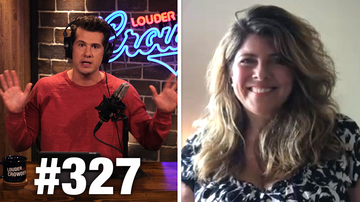 Ep 327 | DEBATE: Feminist Squirms on Basic Abortion Question (Naomi Wolf Uncut) | LWC