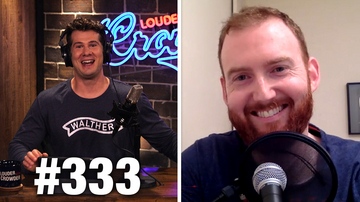 EP 333 | GUN CONTROL IS DEAD! | Dave Cullen Guests | Louder With Crowder
