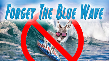 Ep 38 | Forget the Big Blue Wave | Wilkow!