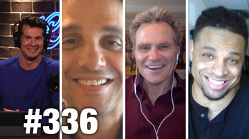 Ep 336 | NFL LOVES TRUMP AND SLAVERY?! | Ralph Macchio, Martin Kove and Hodge Twins Guest | LWC