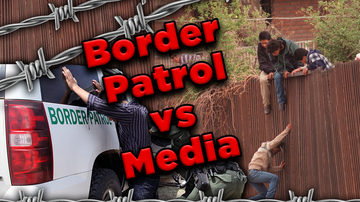 Ep 39 | Border Patrol vs. Media | Wilkow!