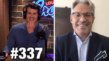 Ep 337 | ROSEANNE FREE SPEECH SHOWDOWN! | Eric Metaxas Guests | Louder With Crowder