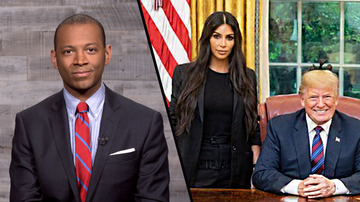 Ep 180 | Is Kim Kardashian Turning Trump Away from Tough Drug Policies? | White House Brief