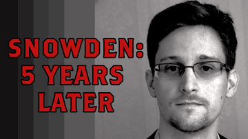 Ep 41 | Snowden: 5 Years Later